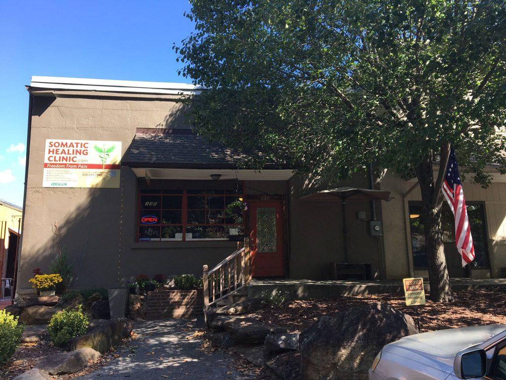 Waynesville Massage Therapy - Somatic Healing Clinic